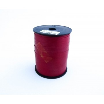 Fita Papel Vermelha Escura