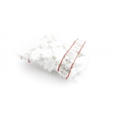 Laço Autocolante Papel Branco