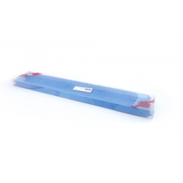 Laço Puxar Papel Azul