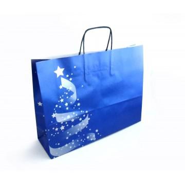 Saco Asa Torcida Shiny Natal