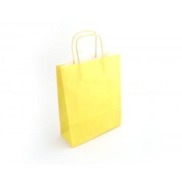 Saco Asa Torcida Amarelo