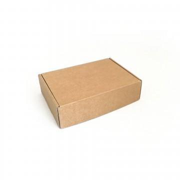 Caixa de Cartão Kraft com Abas