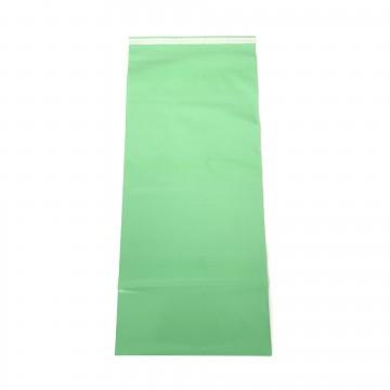 Envelope Plástico verde -...
